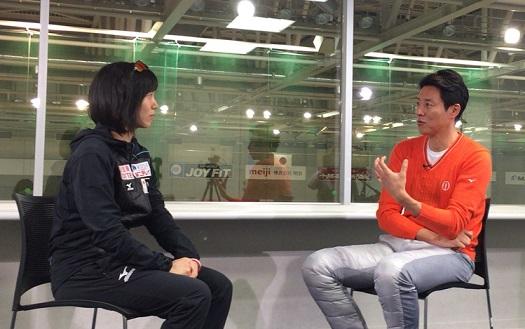 【報道ステーション】スピードスケート 髙木美帆選手「3年間で入った本気スイッチ」 のイメージ