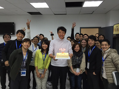 with TV asahi staff.jpg