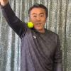 テニスボールを使ったトレーニング方法