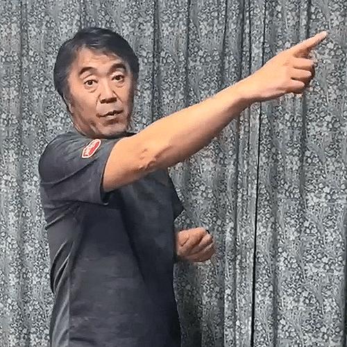 佐藤トレーナー