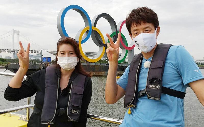 できる宣言「東京は世界に誇るWATER CITY 都心の水路で心ときめく!」井上結葉さん