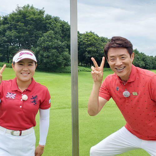 女子ゴルフ 畑岡奈紗選手