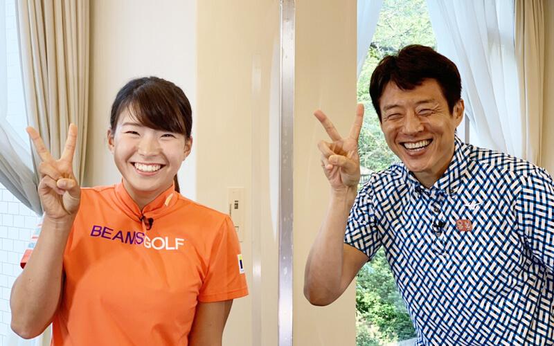 女子ゴルフ渋野日向子選手
