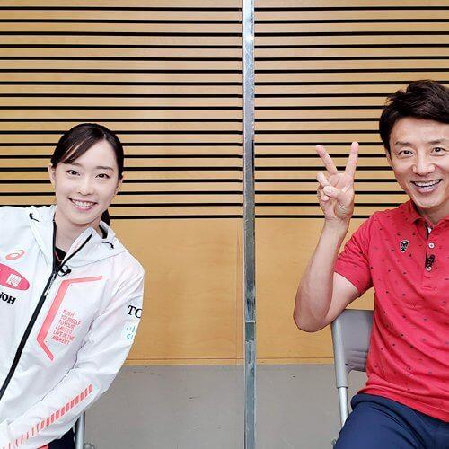 卓球 石川佳純選手