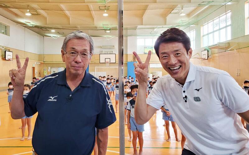 スポーツ幼児園 鈴木威園長