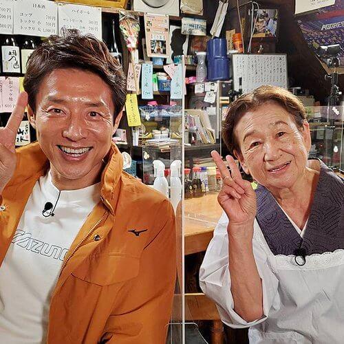 樋口東洋子さん
