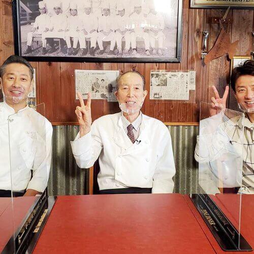 できる宣言「1964カレーを親子で守り続けたい!」横山保さん&修さん