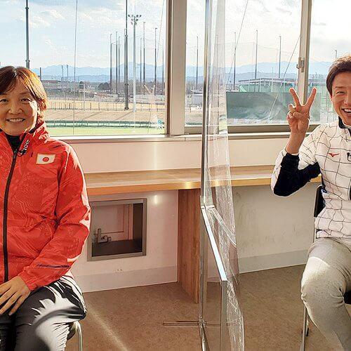 ソフトボール女子日本代表監督の宇津木麗華さん
