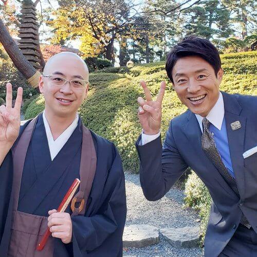 【家庭画報4月号】林香寺ご住職・ 精神科医 川野 泰周さん