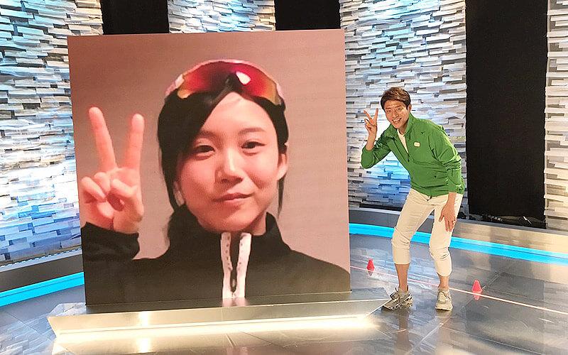 スピードスケート高木美帆選手