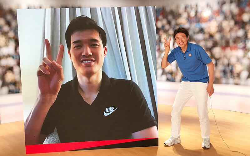 男子バスケットボール 渡邊雄太選手