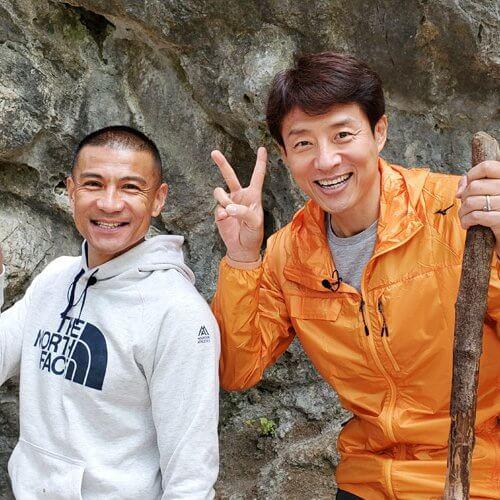 できる宣言「二子山をきっかけにみんなを幸せにしたい!」平山ユージさんと松岡修造